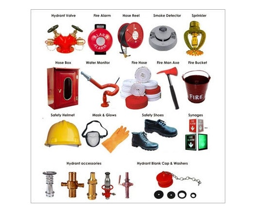 Manufacturers Exporters and Wholesale Suppliers of Fire Protection Equipments Panchkula Haryana